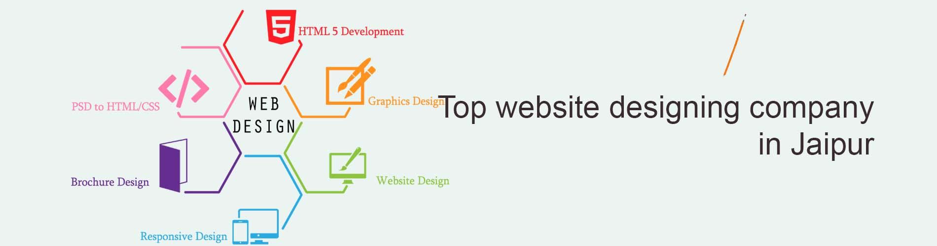 top website designing company in jaipur
