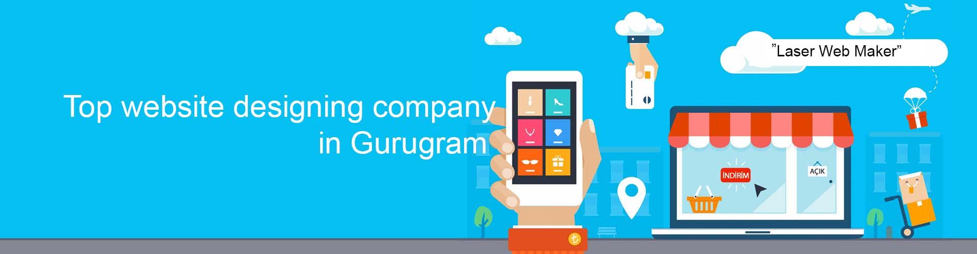 web designing company in Gurugram
