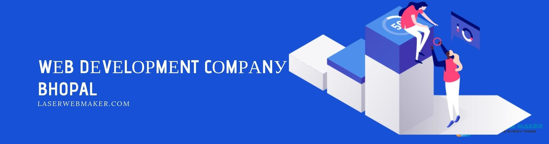 web development company in bhopal