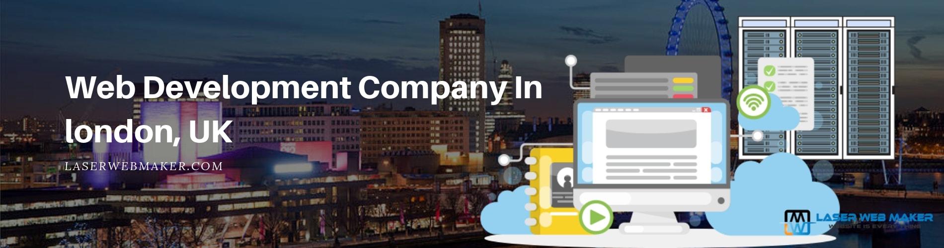 web development company in london uk