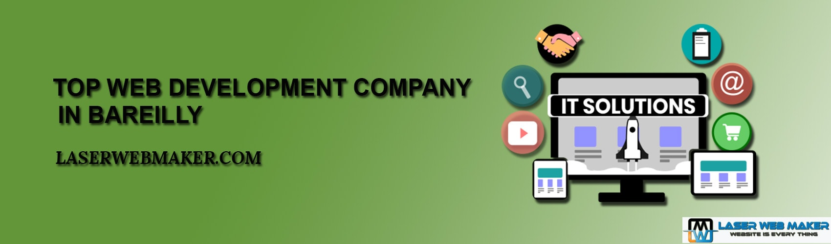 Top Web Development Company In Bareilly