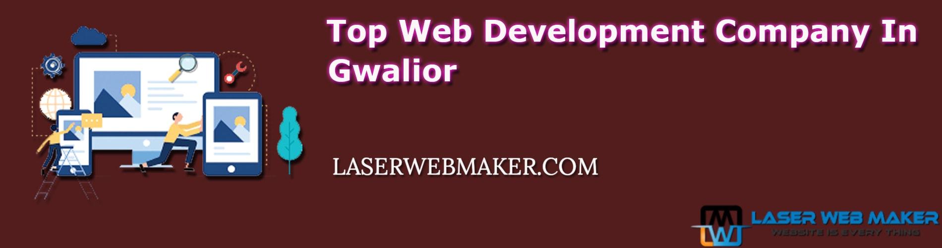 Top Web Development Company In Gwalior