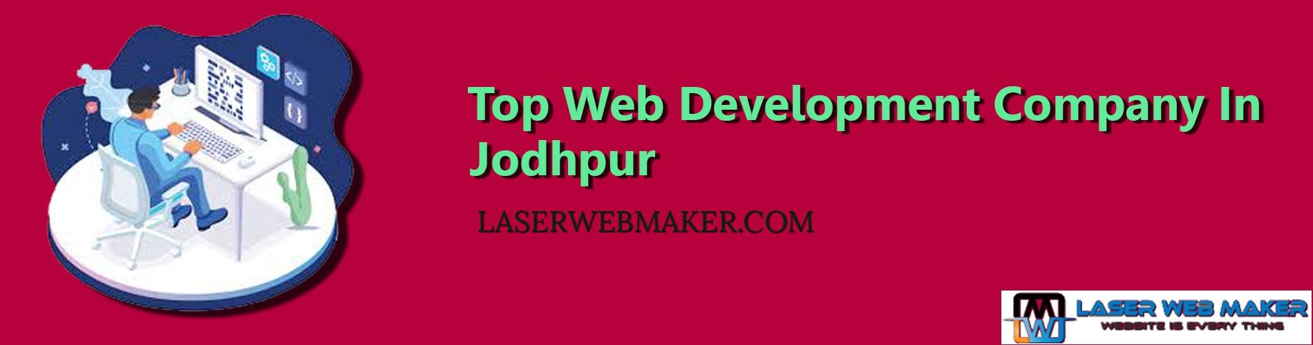 Top Web Development Company In Jodhpur, Rajasthan