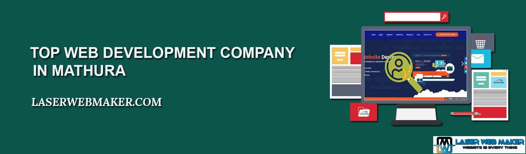Top Web Development Company In Mathura