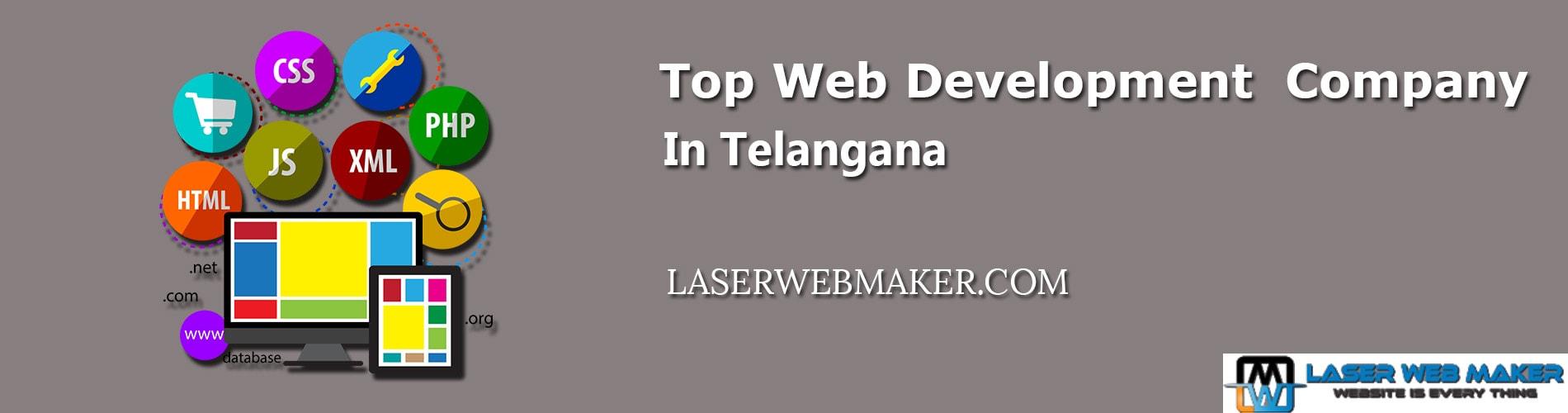 Top Web Development Company In Telangana