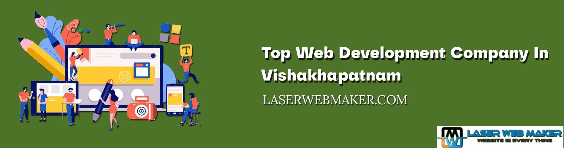 Top Web Development Company In Vishakhapatnam
