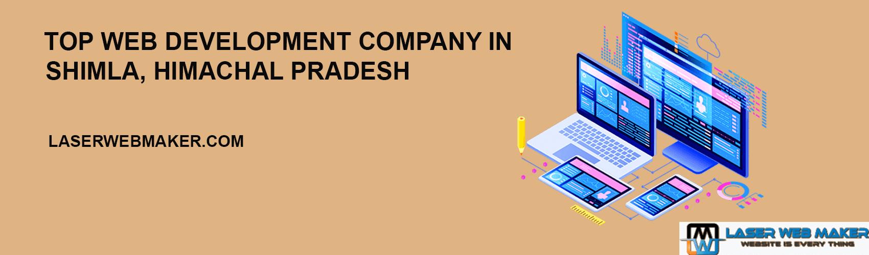 Top web development company in Shimla, Himachal Pradesh