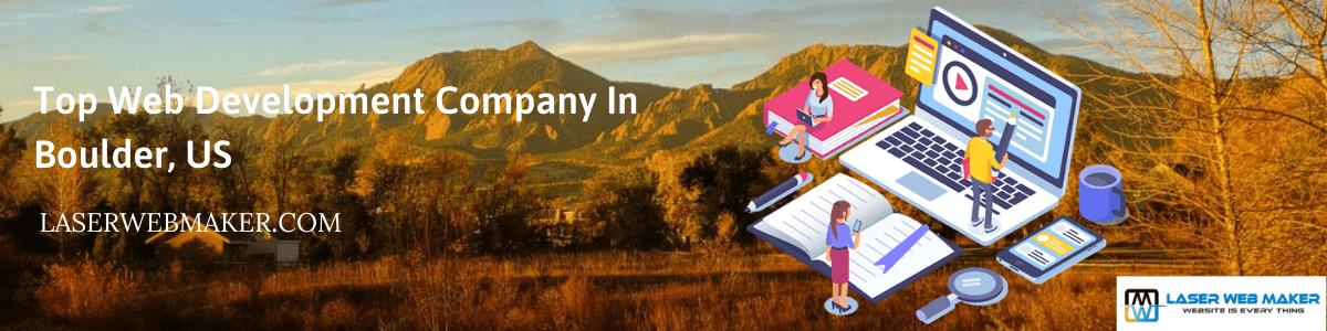 Top Web Development Company In Boulder