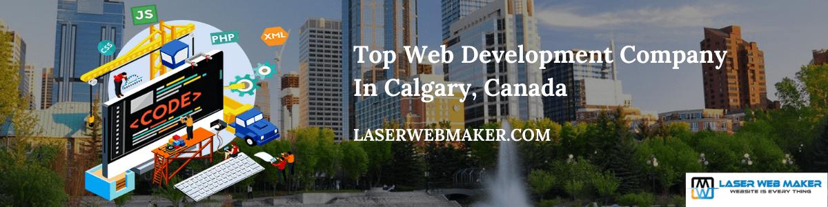 Top Web Development Company In Calgary, Canada