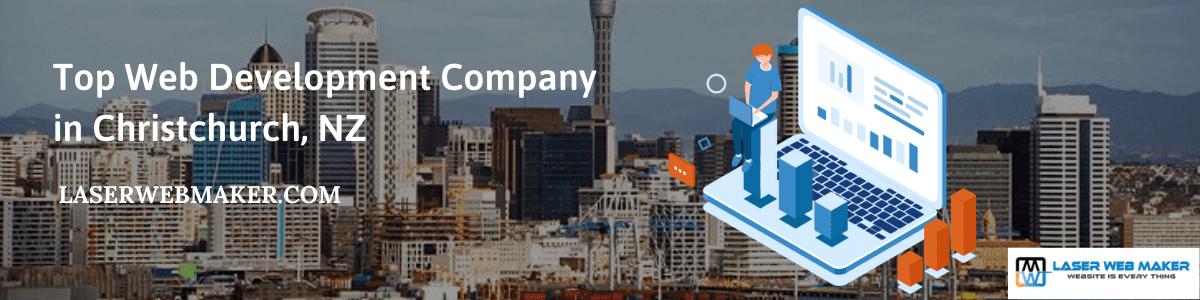 Top Web Development Company in Christchurch, NZ