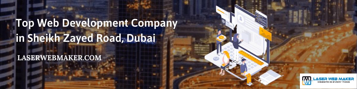 Top Web Development Company in Sheikh Zayed Road, Dubai
